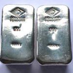 Silberbarren 1 Kg