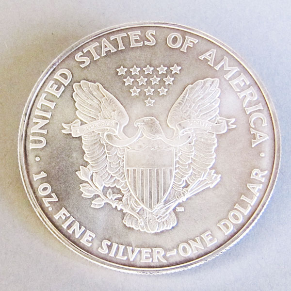 USA Eagle 1 oz Feinsilber 999