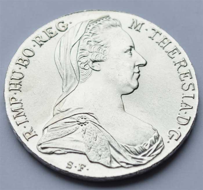 Oesterreich Maria Theresien Taler