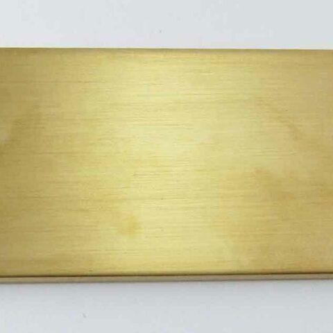 Goldblech 585er 14k gelb 2mm