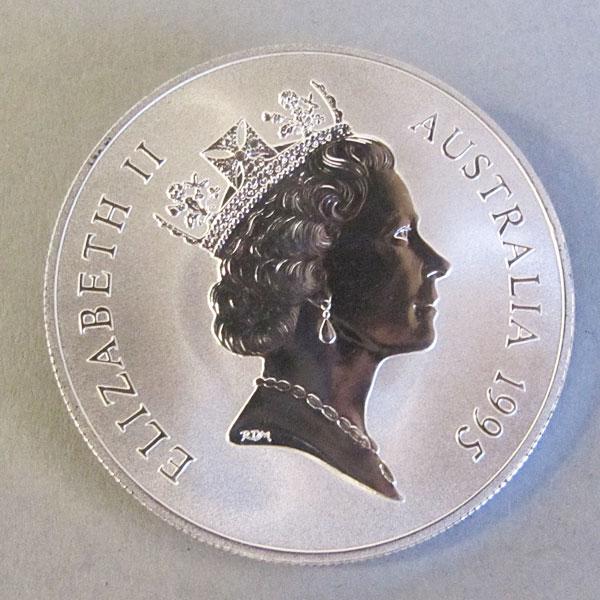 Australien 1 oz Silber Kangaroo diverse Jahrgänge Roayal Mint 1 Dollar