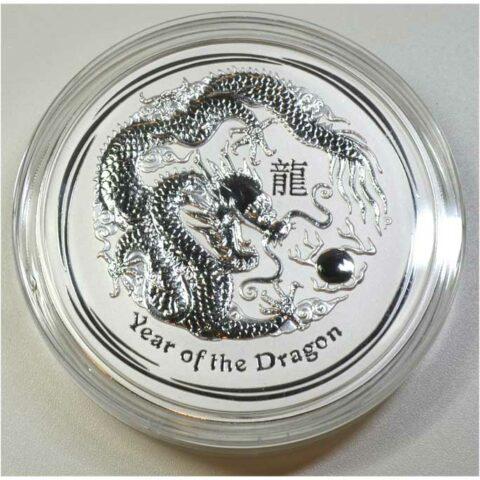 Australien Year of the Dragon Feinsilber 1 Kg