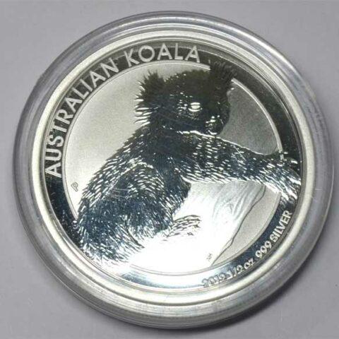 Silbermünzen 1/2 oz