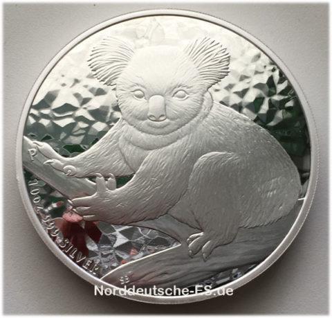 Australien Koala 10 oz Feinsilber 999