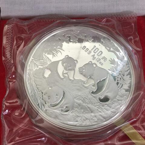 Silbermünzen 12 oz