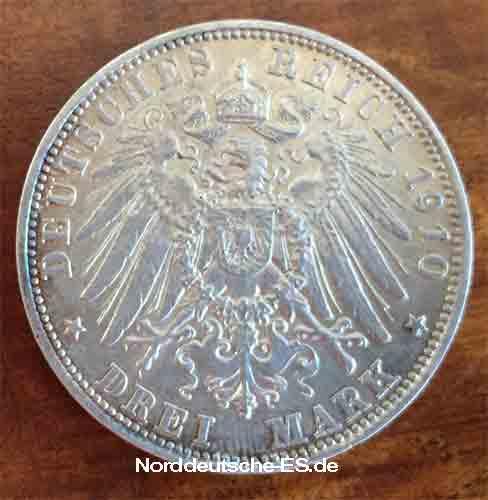Deutsches-Reich-Otto-Koenig-von-Bayern-1910