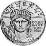 USA-Platin-Eagle-2007-1-Oz-Pt-999,5