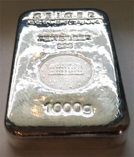 silberbarren-1Kg-feinsilber 999