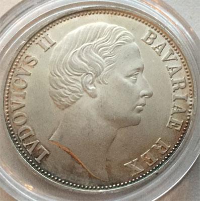 Ludovicus II Bavariae Rex Madonnentaler