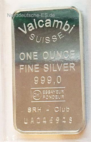 Silberbarren-1oz-Feinsilber-999-Valcambi-Schweiz