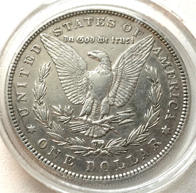 USA-Morgan-Dollar-1885-Liberty-Silbermuenze