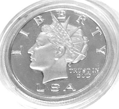 USA 10 Dollars One Half Ounce