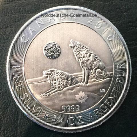 Silbermünzen 3/4 oz