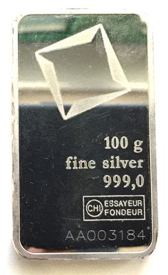 Silberbarren-100g-Feinsilber-999-Valcami-Suisse