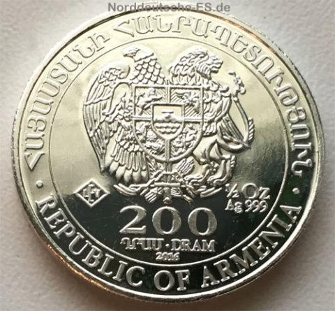 Armenien-200DRAM-1_oz--Feinsilbermuenze-999