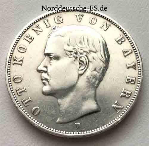 Deutsches Reich Otto Koenig von Bayern