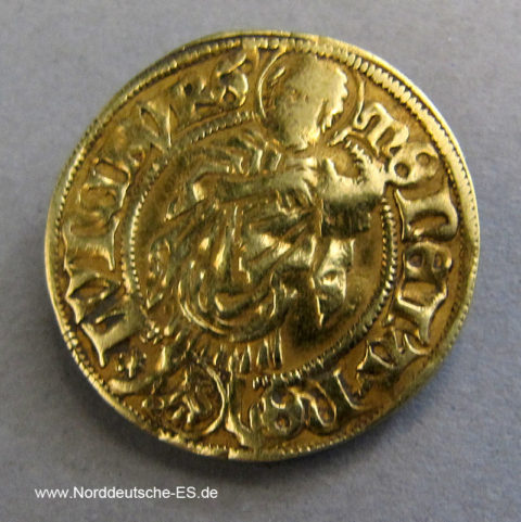Goldgulden Friedrich III 1440-1452