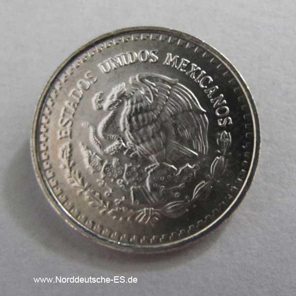 Mexiko Libertad 1_10 Oz Silber