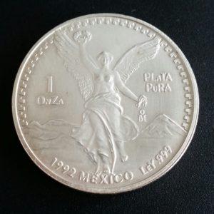 Mexiko Libertad 1oz Feinsilber 999