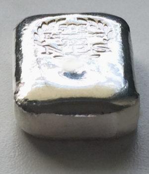 Silberbarren-50g-Feinsilber-999-Norddeutsche-Edelmetall-NES