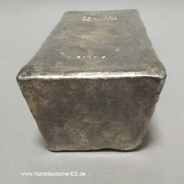 Silberbarren 5 Kg Feinsilber 5 Kilo diverse Hersteller