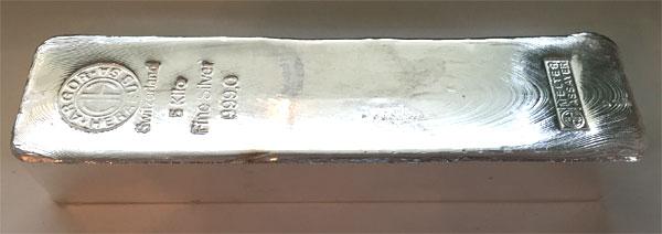 Silberbarren-5kg-Argor-Heraeus