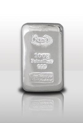 Silberbarren Norddeutsche ES