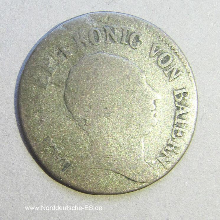 6 Kreuzer 1810 Maximillian I Joseph König von Baiern