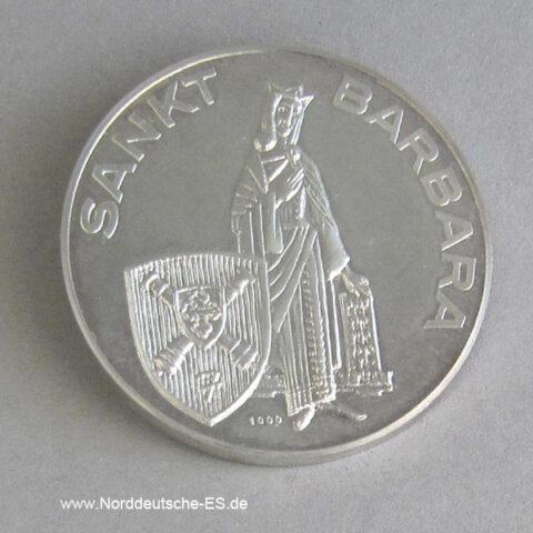 Silber Einweihung 1967 St. Barbara Kaserne Dülmen