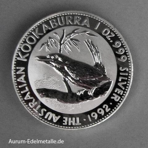 Silbermünzen 1 oz