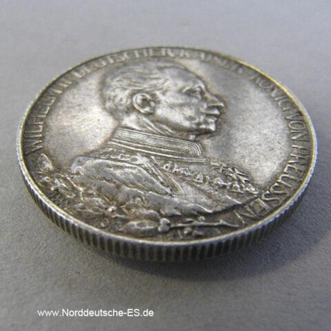 Deutsches Reich 2 Mark Wilhelm II Preussen 1913