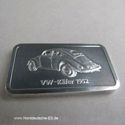 Silberbarren Degussa 1 oz VW-Kaefer 1952.jpg