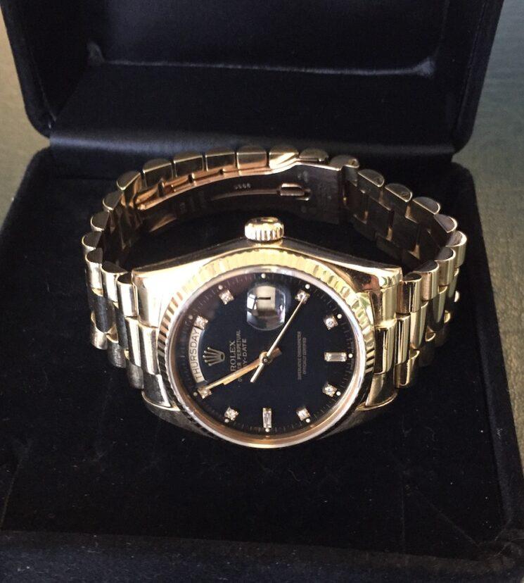 Rolex Day Date Gold 750 -3