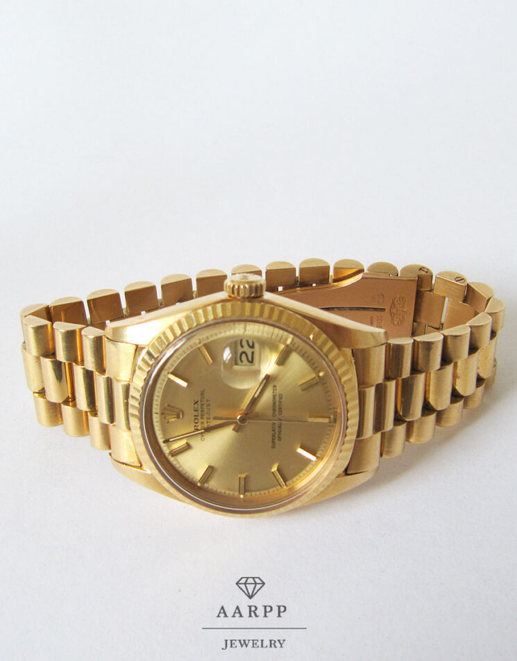 Rolex-Dayjust-President-1601-Gelbgold-750-Herrenuhr03