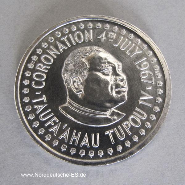 Tonga Palladium 1967 1 Hau