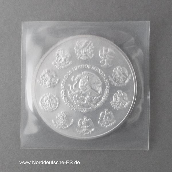 Mexiko Libertad 5 oz Silber