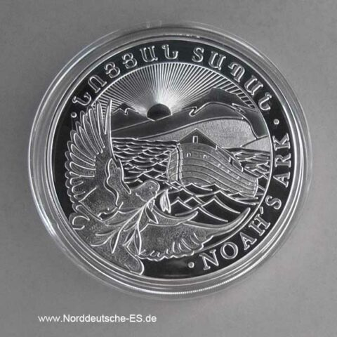 1-Kilo-Arche-Noah-Silber