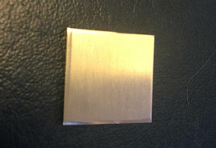 585 Gelbgold Goldblech 1