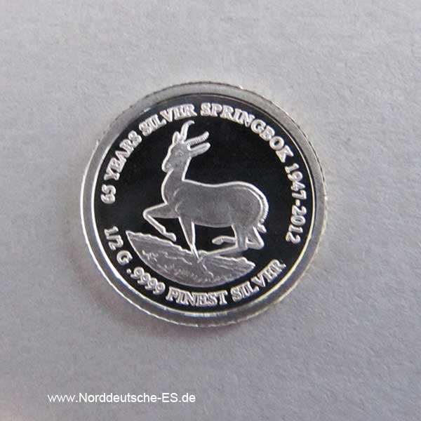 Investment Coin Set 2012 Gold Silber