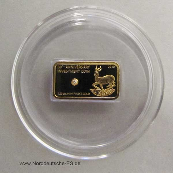 Investment Coin Set Gold Silber Brillant 2010