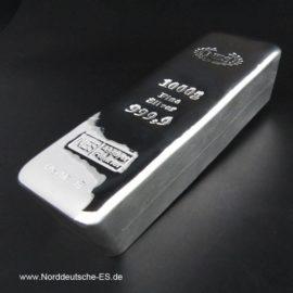 1000 g Feinsilber 9999 NES