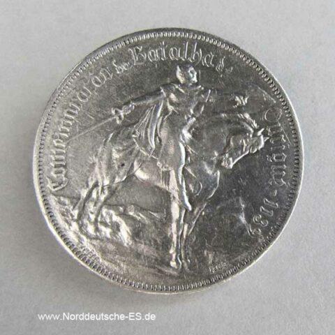 Portugal 10 Escudos Silbermünze 1926-1974
