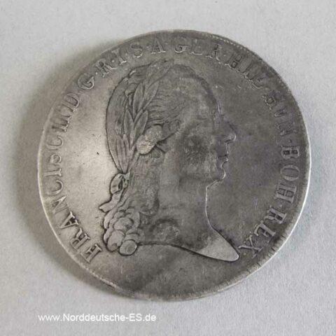 Kronentaler 1794 M Franz II