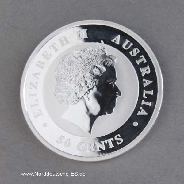 Silbermünze 1 oz Koala Elizabeth II