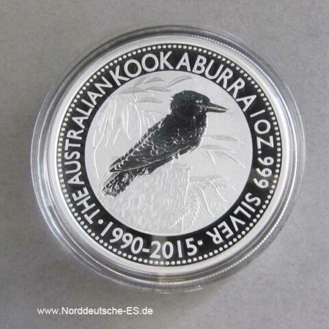 Kookaburra 1 OZ Sonderedition 1990-2015