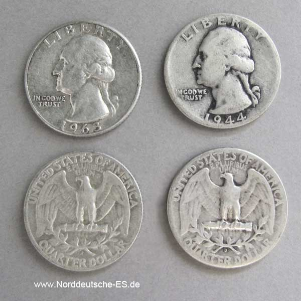USA Quarter Dollar