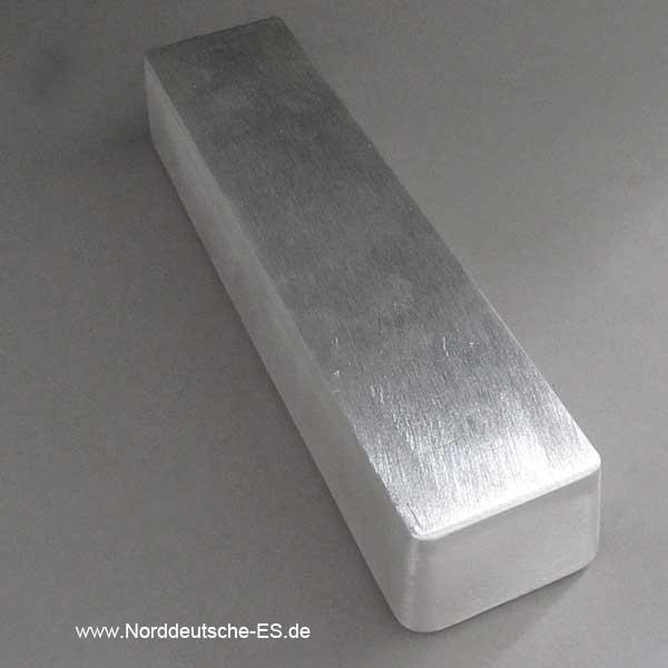 Silberbarren 5 kg Fiji 5000 Gramm Feinsilber Münzbarren