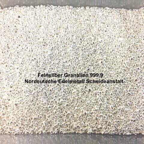 Granalien Silber 999.9