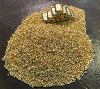 Gold Granalien