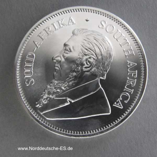 1 oz Krügerrand Silber